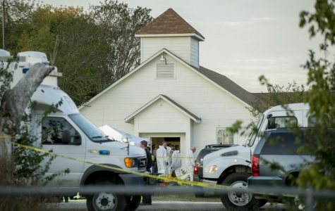 Mass shooting at Texas church kills 26