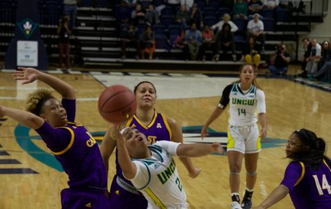 WBB Gallery: Women's basketball vs. East Carolina