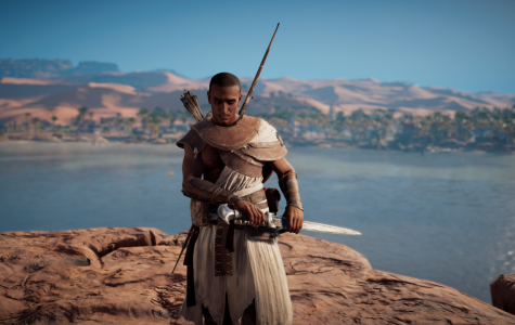 """REVIEW: """"Assassin's Creed Origins"""" — a surprising RPG"""