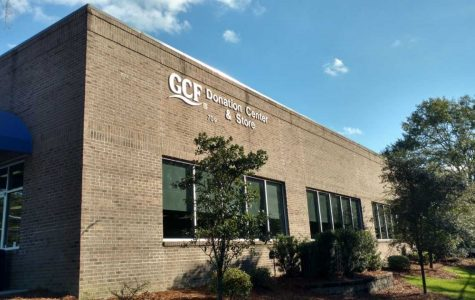 GCF Donation Center & Store, 709 S Kerr Ave, Wilmington, NC.