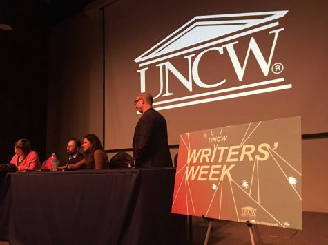 UNCW Department of Creative Writing celebrates eighteenth Writer's Week