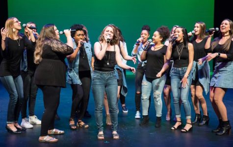 UNCW Seabelles to perform in Acappellooza