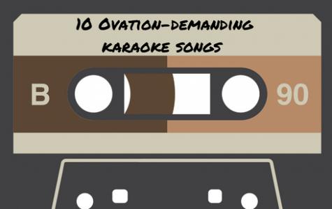10 Ovation-demanding karaoke songs