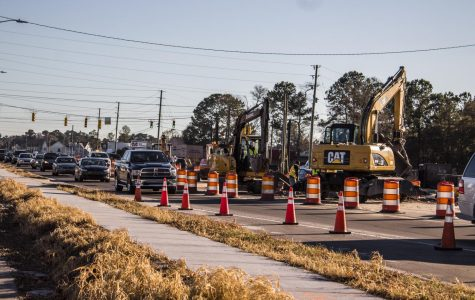 Project Tracker: Kerr Avenue construction progressing