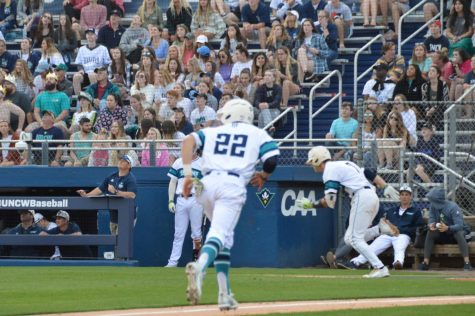 No. 15 UNCW suffers first CAA loss at home vs. CofC