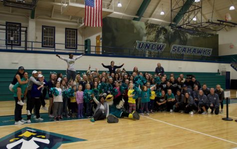 UNCW women's sports hosts 'National Girls and Women in Sports Day' event