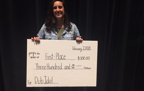 Dub Idol Season 12's first place winner Ali Sottile. Courtesy of Carey Shook.