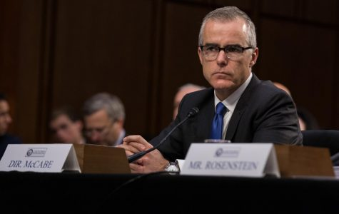 McCabe out at FBI