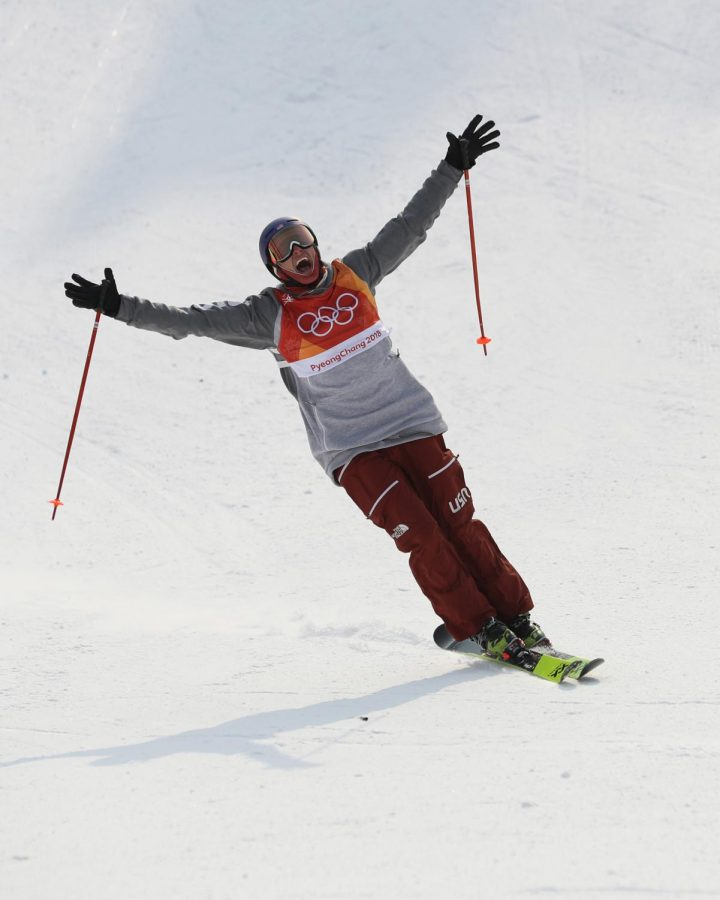 Nick Goepper, United States Olympic skier, won a silver medal after competing in the men's ski slopestyle. Goepper took home a silver medal after scoring 93.60 points at the 2018 PyeongChang Winter Olympic Games.