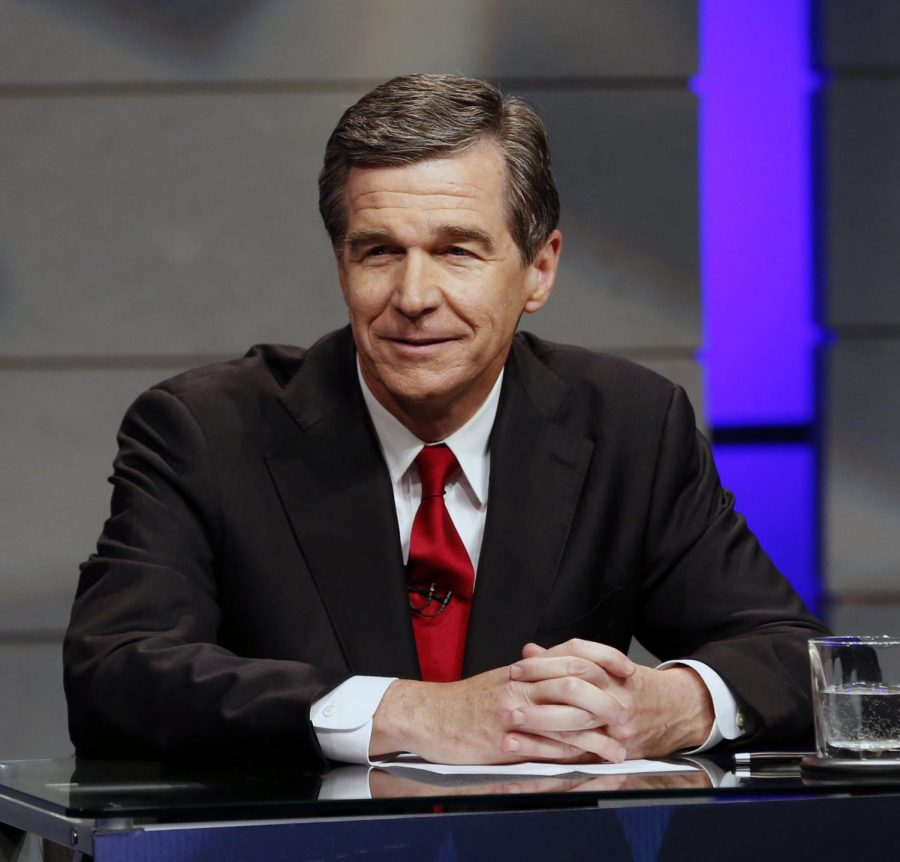 N.C. Governor Roy Cooper in October 2016.