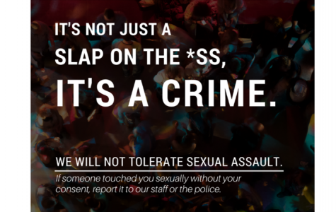 The Change.org campaign is seeking to display awareness-based posters in local bars.
