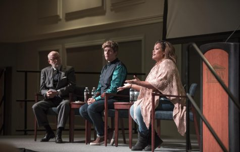 Kohn, Setmayer lecture urged bipartisan discussions