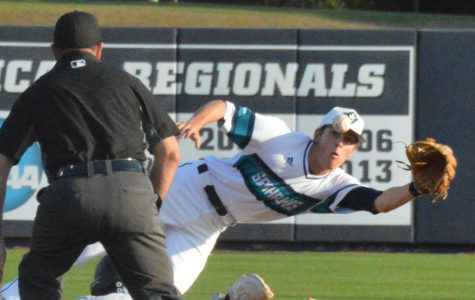 Gallery: Jeffers' homer lifts Seahawks in 13th inning over No. 20 Coastal Carolina