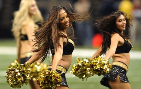 No cheer for NFL cheerleaders