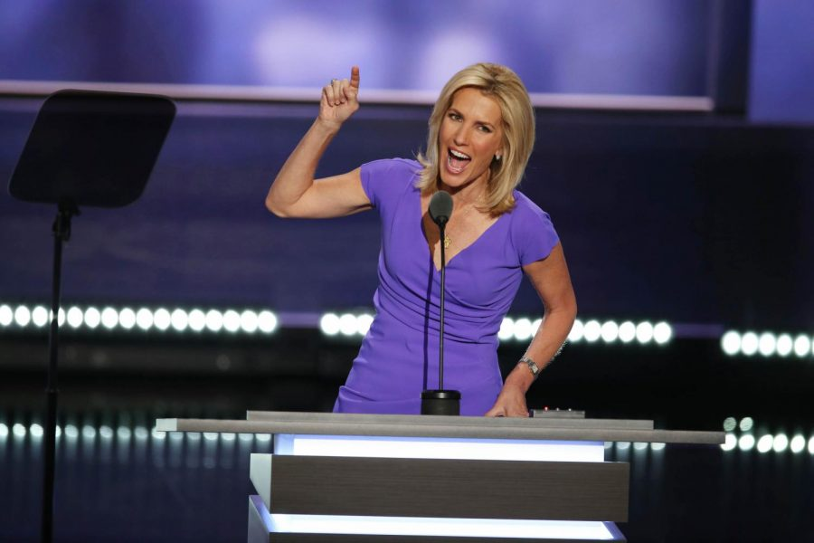 Laura Ingraham takes a vacation from her show