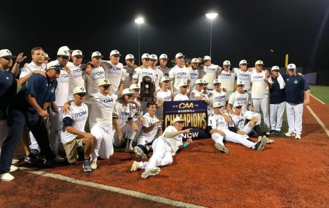 Diamond Hawks win fifth CAA title in program history