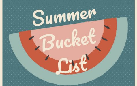 Keep Summer Fun: A Bucket List