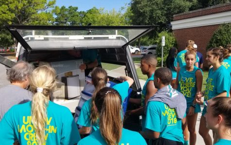 UNCW welcomes Class of 2022 with freshman move-in