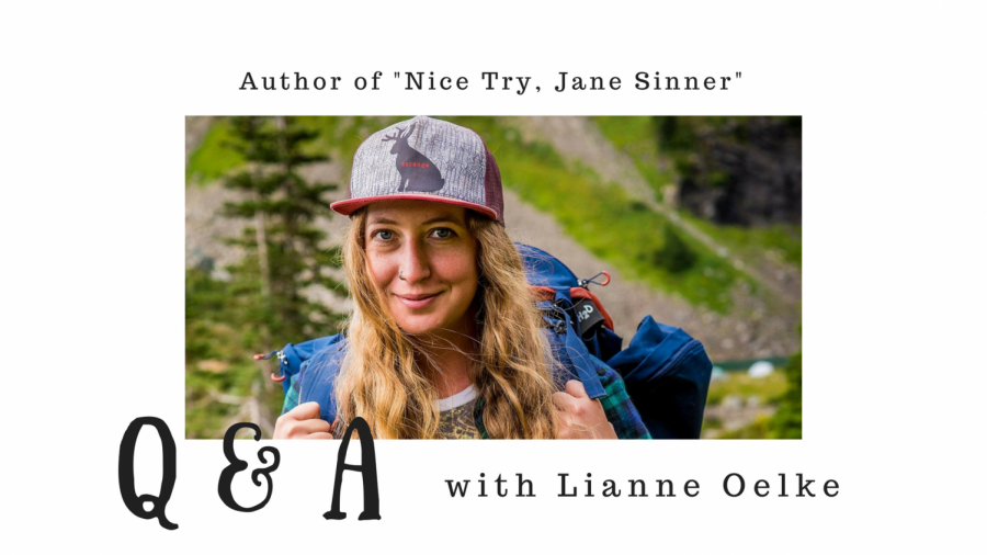 A Q&A with Lianne Oelke, author of Nice Try, Jane Sinner
