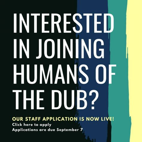 Humans of the Dub Staff Application