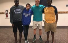 'Seahawks disguised as Bulldogs:' UNCW students find a temporary home in Asheville