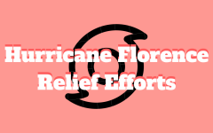 How to become involved in Hurricane Florence relief efforts