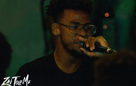 UNCW student celebrates second album release