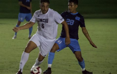 Men's soccer finds strength through storm