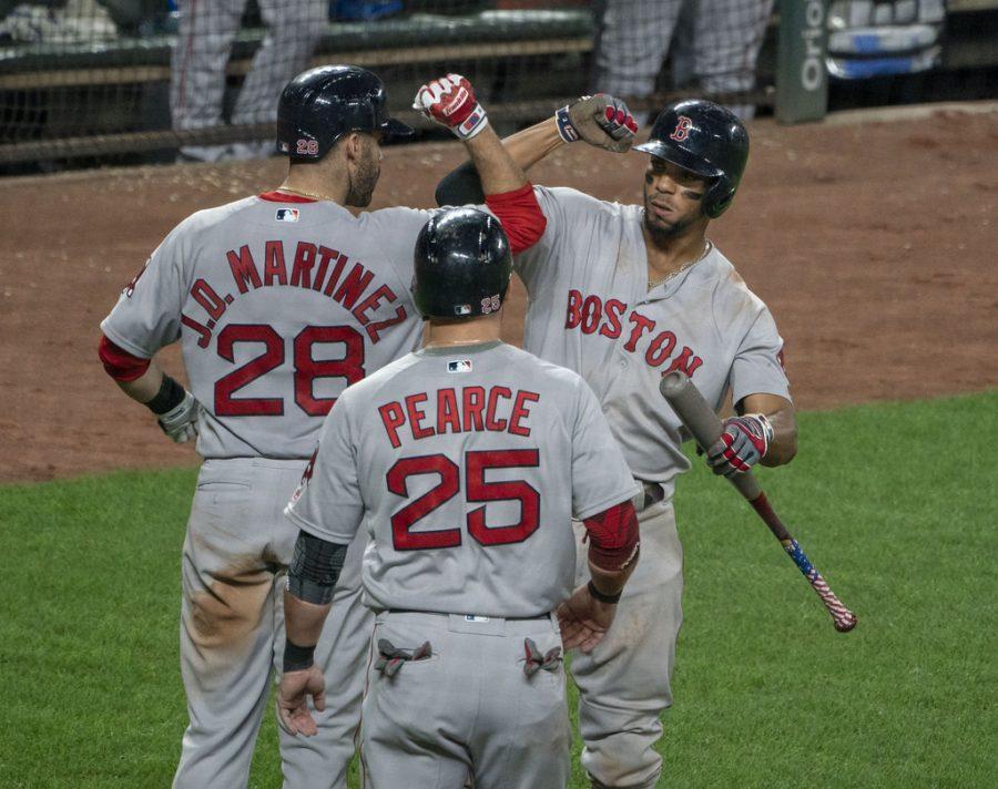 Carpenter: Red Sox seek fourth World Series title  since 2004