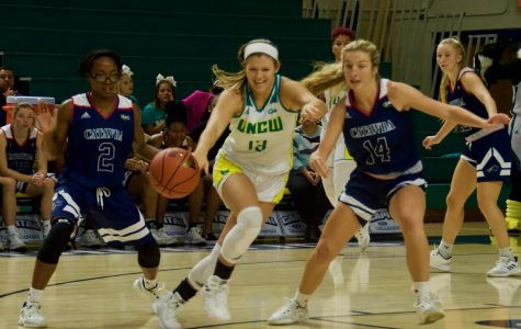 UNCW women's hoops wins exhibition over Catawba