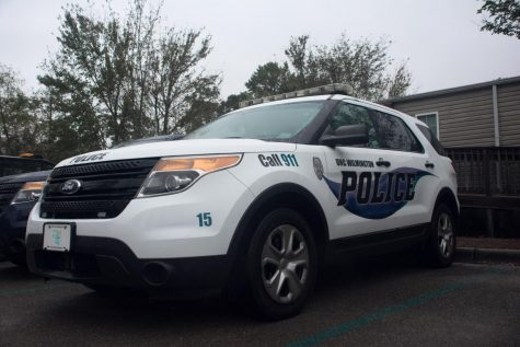 UNCW Police Department releases annual security report for 2018