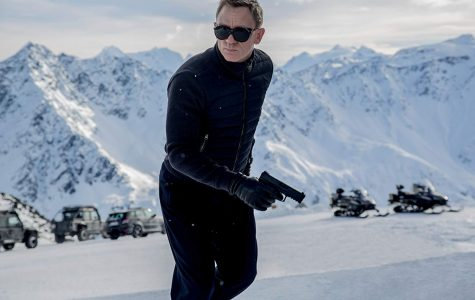 James Bond would carry his baby in a papoose