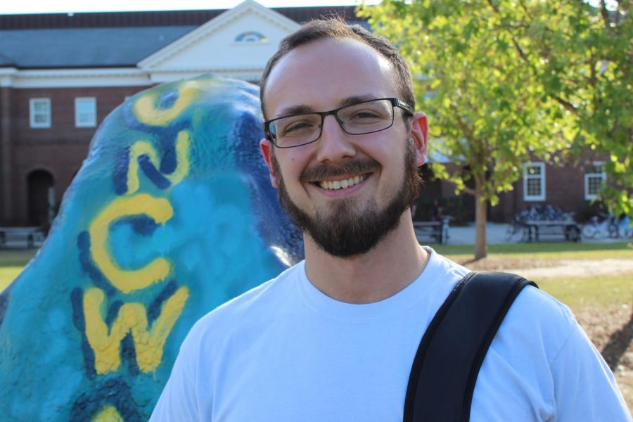 Humans of the Dub: UNCW / Faculty / Student Life