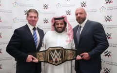 Wrestling promotion to run event in Saudi Arabia despite media backlash