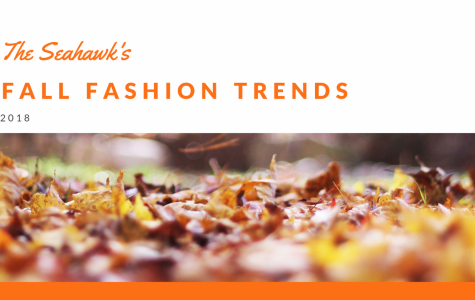 Five fall fashion trends to look for this season