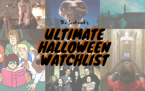 The Seahawk's Ultimate Halloween Watchlist 2018