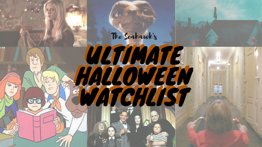 The Seahawk's ultimate Halloween watchlist 2020