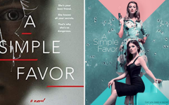 "The Book vs. The Movie: ""A Simple Favor"""