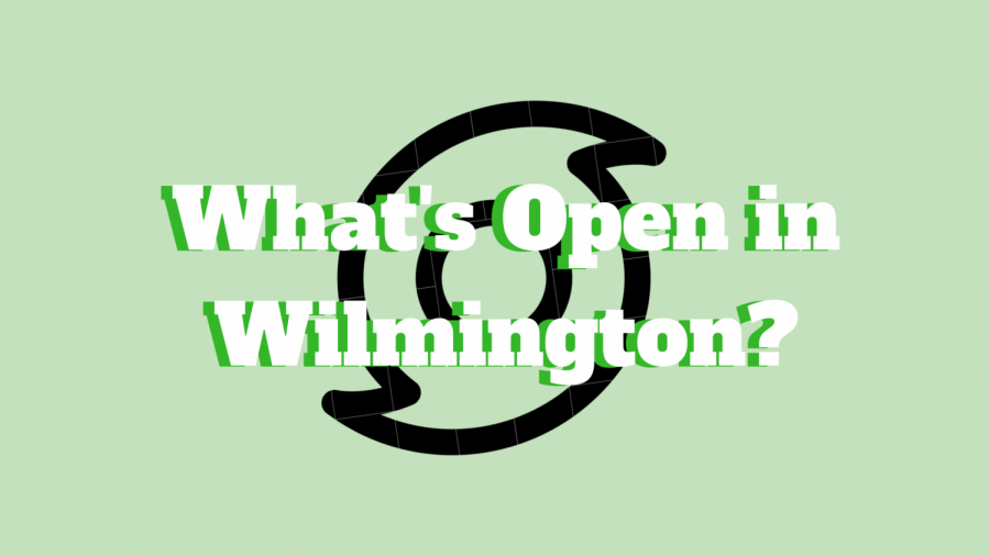 What's open in Wilmington post-Florence