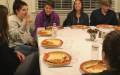 Campus ministry holds Thanksgiving meal to celebrate diversity