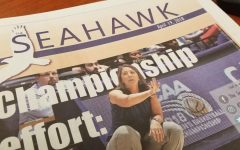 "How ""The Seahawk"" – and UNCW – have evolved over 70 years"