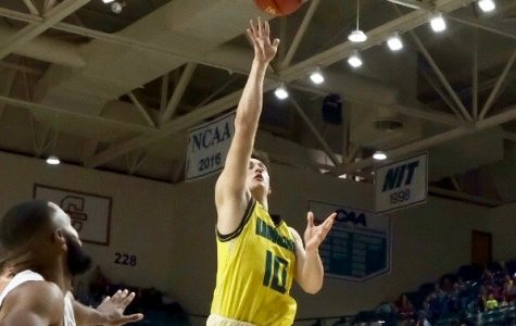 UNCW topples William Peace in exhibition