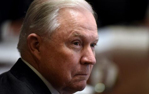 President Trump forces out AG Jeff Sessions