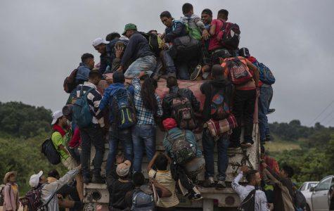 Caravan Update: 15,000 troops sent to U.S. border in Texas