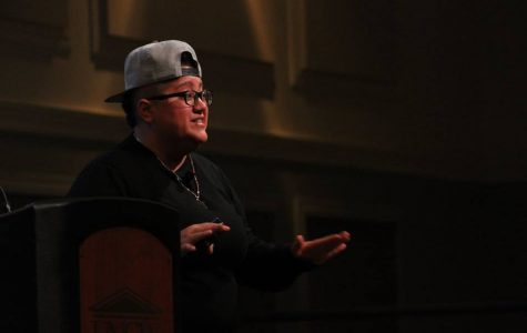 Gabby Rivera speaks at UNCW on 'radical creativity and queer Latinx joy'