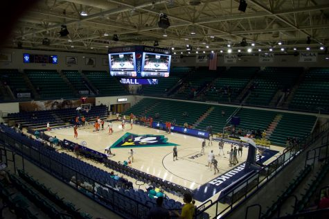 Trask Coliseum/UNC Wilmington