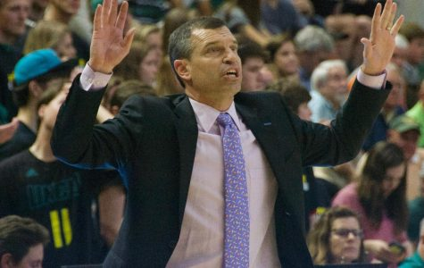 UNCW men's basketball releases coach C.B. McGrath