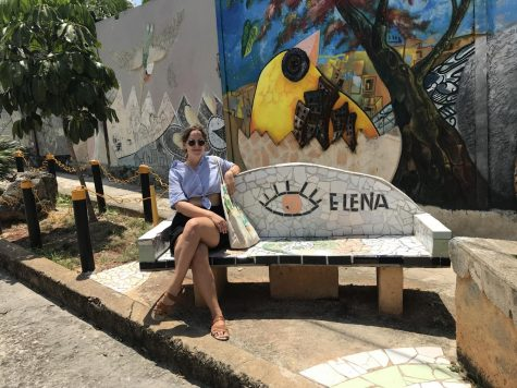 Helen studied abroad in Havana, Cuba during the summer of 2018.
