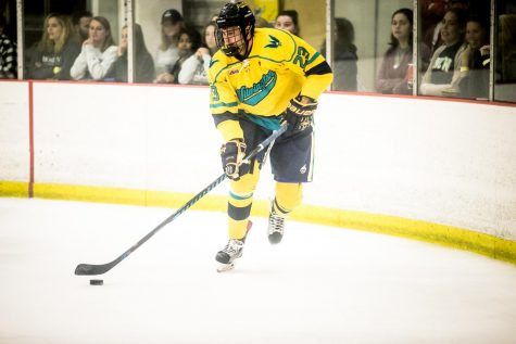 Club hockey hosts Triangle opponents this weekend