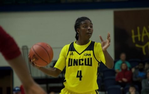 Badmus: Parker's mark on UNCW felt in lone season